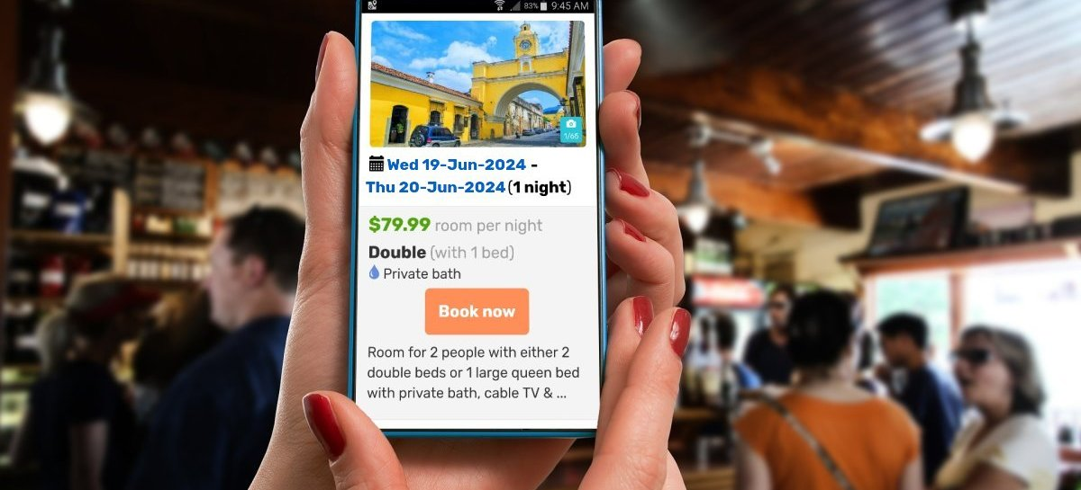 SouthAmericaInstantBooking.com - Increase reservations with a fully customizable yet cheap and effective booking engine for hotels and hostels