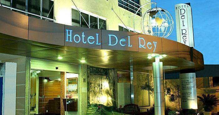 Make cheap reservations at a hotel like Hotel del Rey